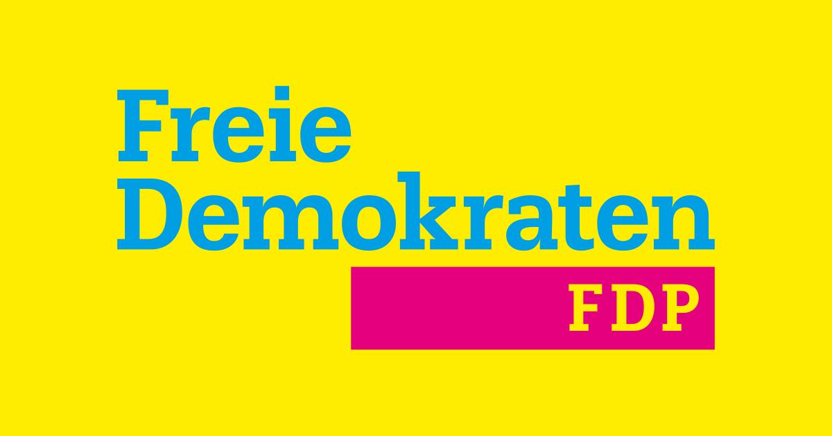 Freie Demokraten - FDP   FDP